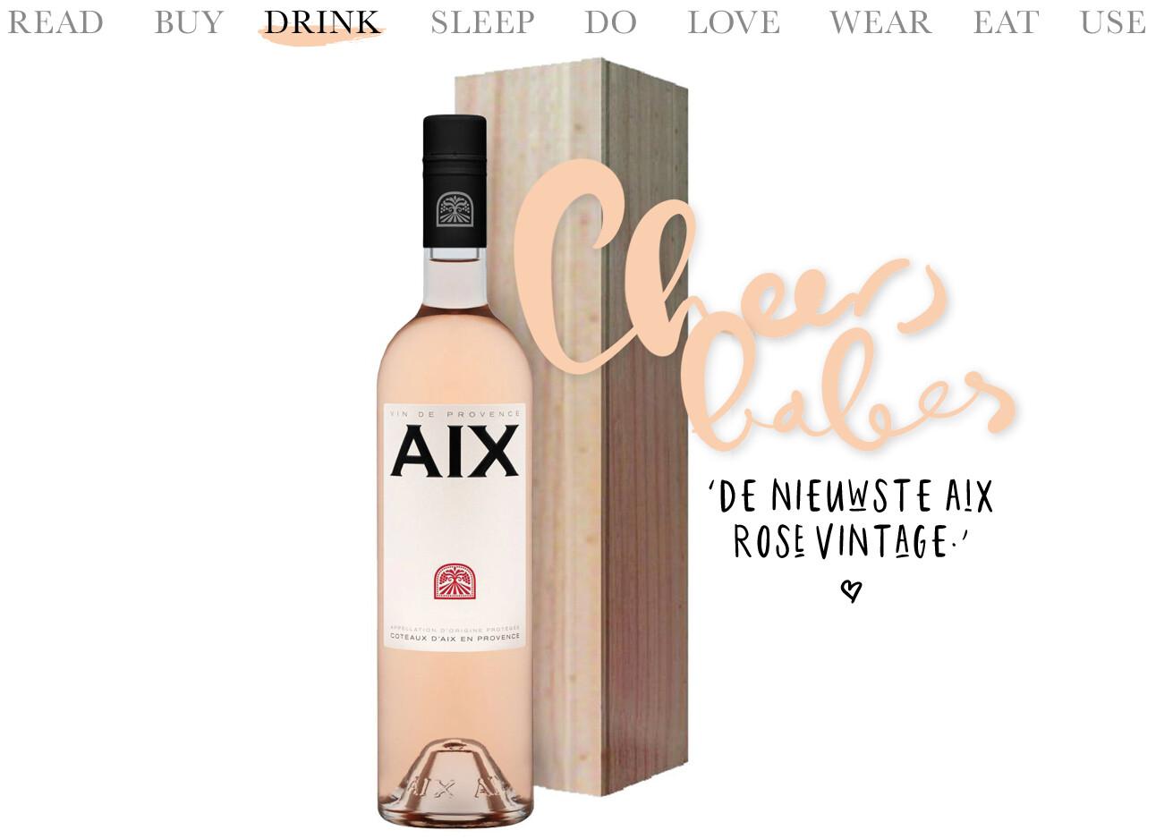 Aix Provence vintage 2020