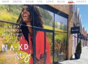 Today we Go: NA-KD opent vandaag een outlet winkel bij the Style Outlets