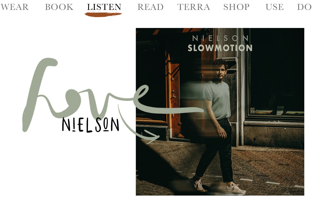 Today we Nielson slowmotion