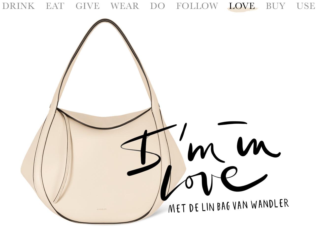 Lin Bag van Wandler