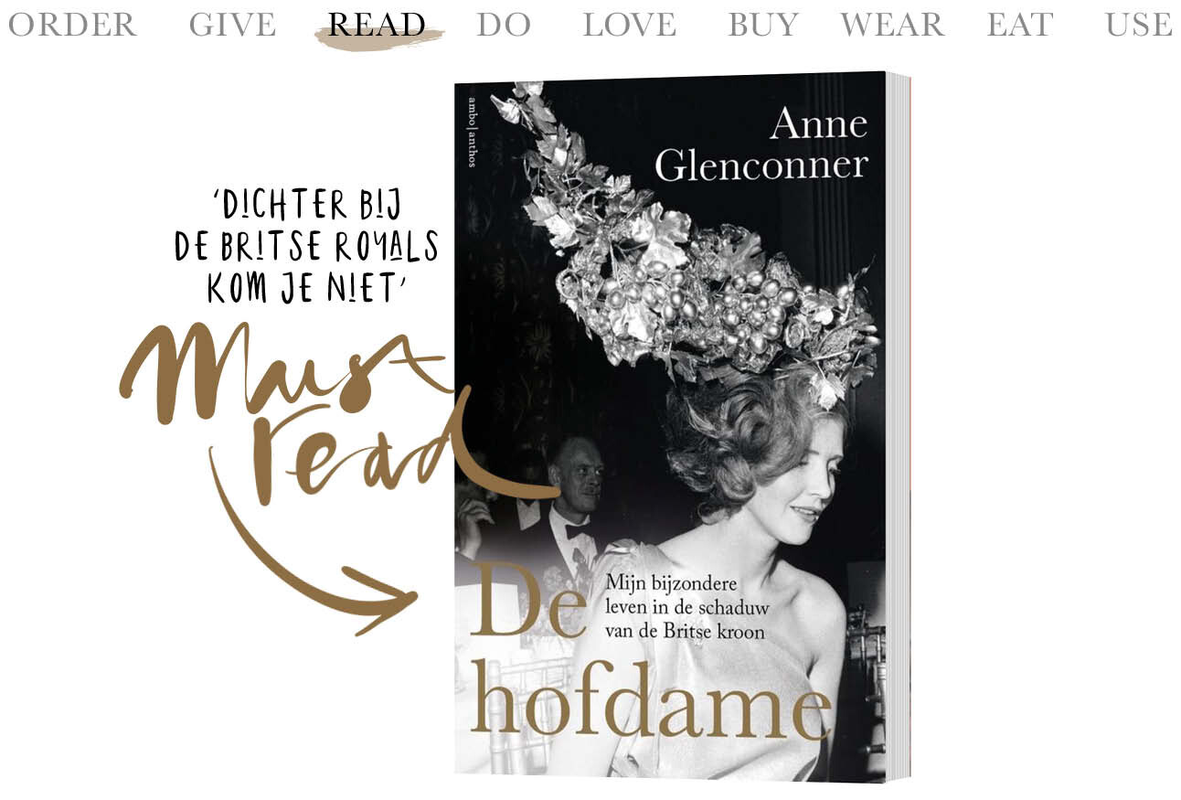 Today we… read De hofdame