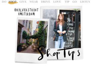 Today we shop: Kalverstraat Amsterdam