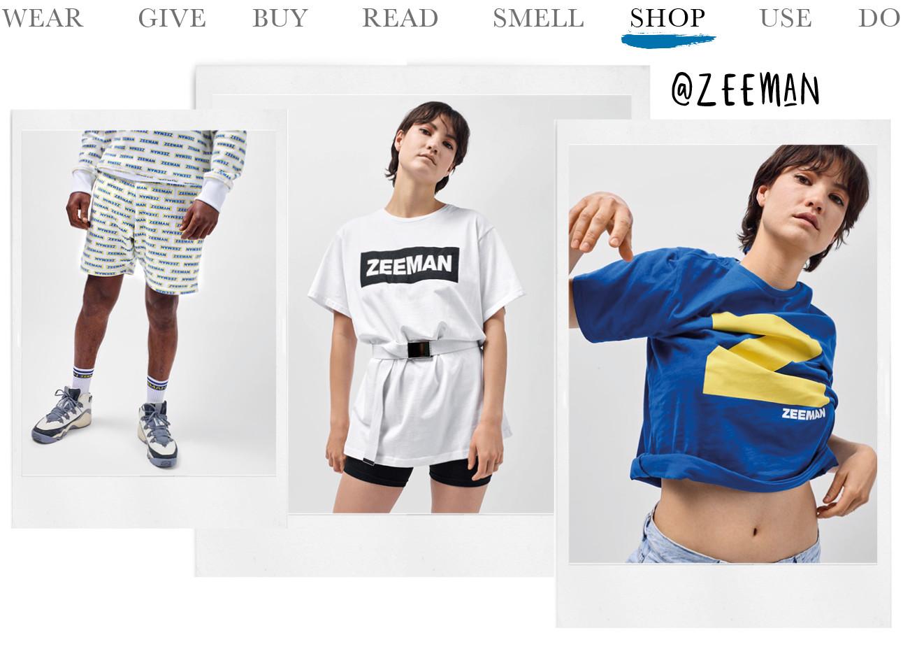 fashion kleding zeeman collectie