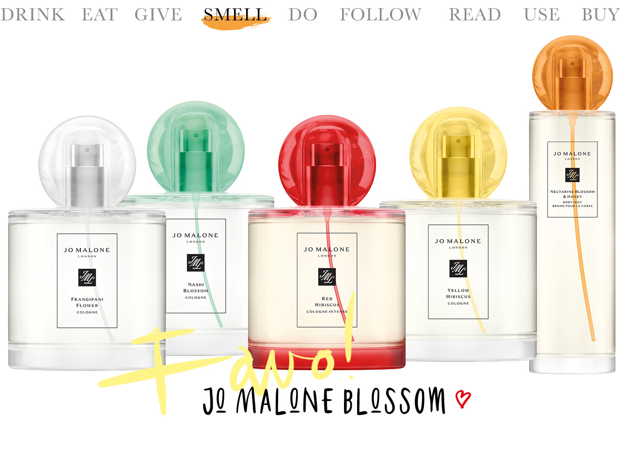 today we jo malone