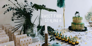 Today we shop: Sweet food styling