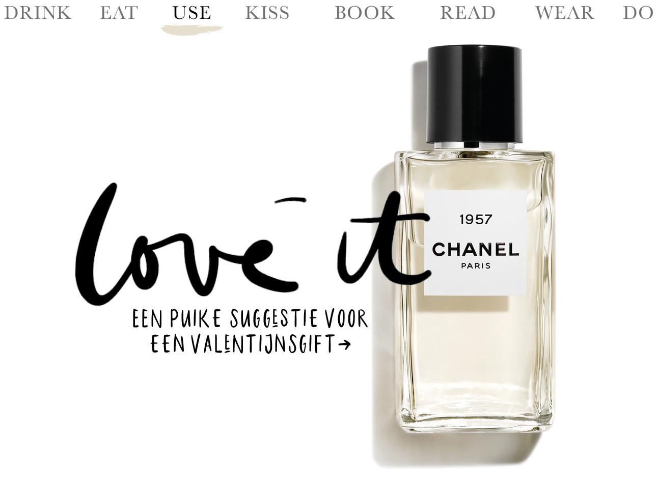 parfum Chanel 1957