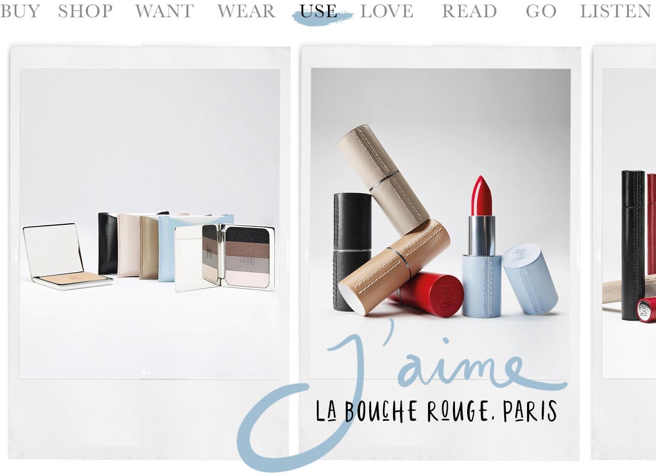 La Bouge Rouge, Paris beauty Lotte