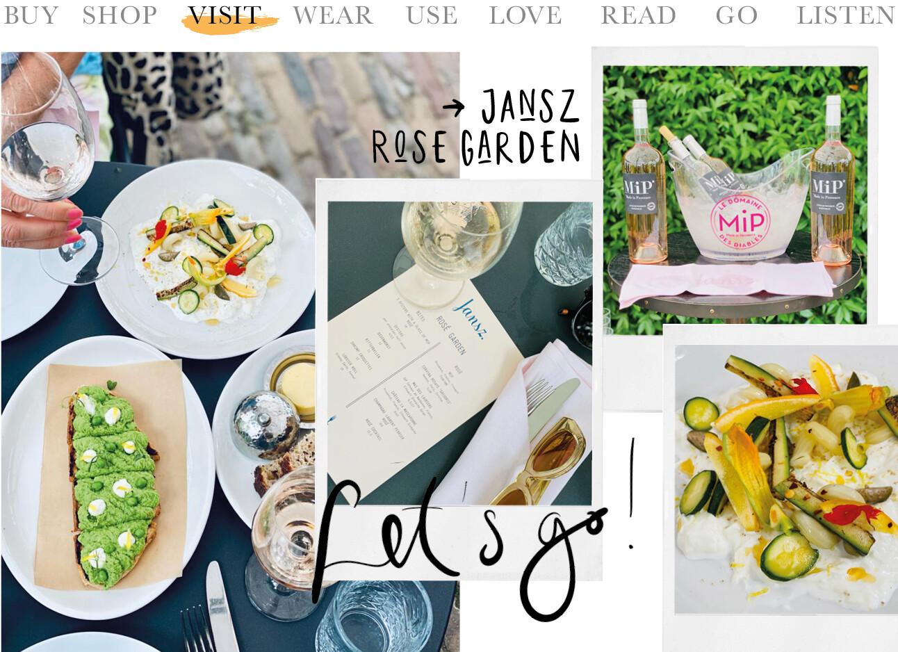 Jansz Rosé Garden