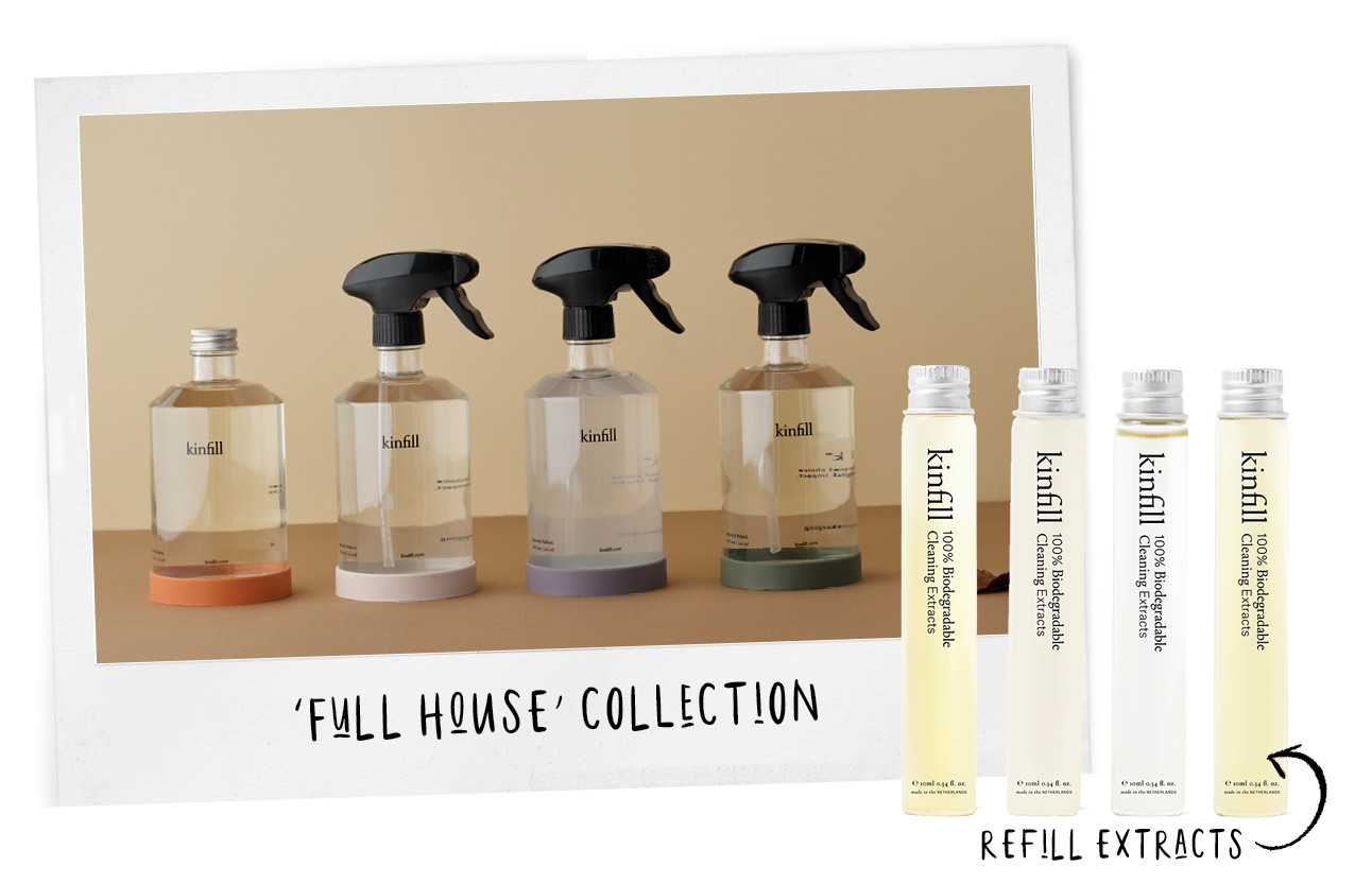 Kinfill full house collection