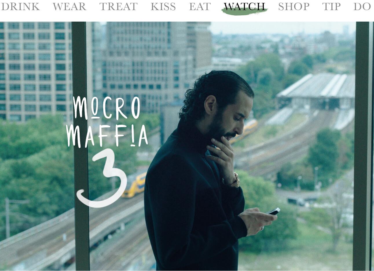 Today we watch: Mocro Maffia seizoen 3