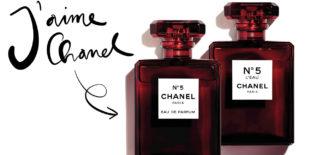 Today we wear Chanel N5