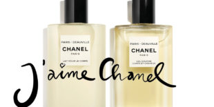 Today we use Chanel Deauville