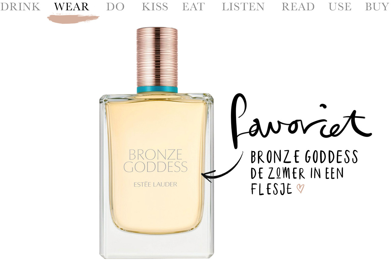 Today we wear Estée Lauder Bronze Goddess