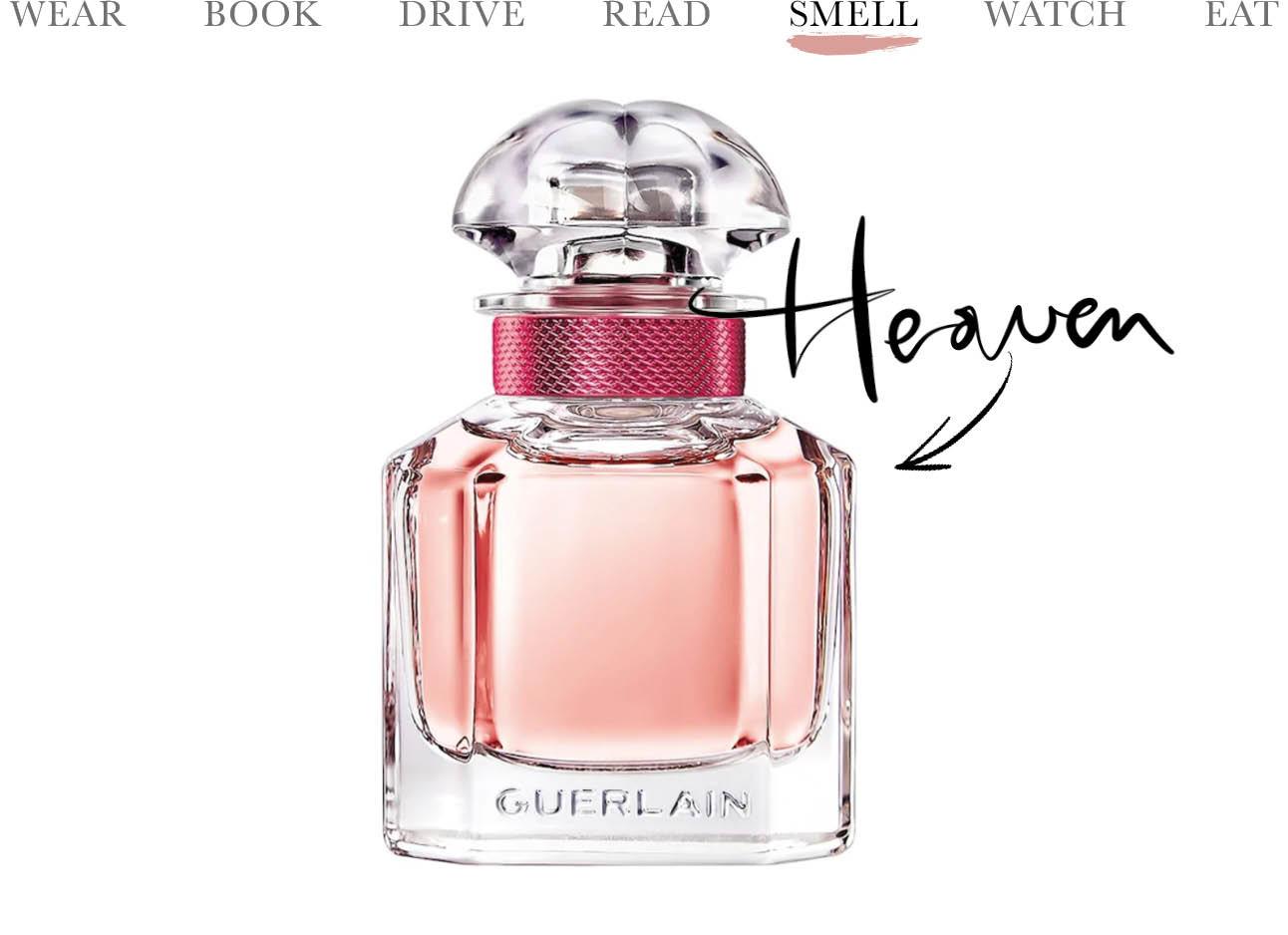 Guerlain Parfum Rose