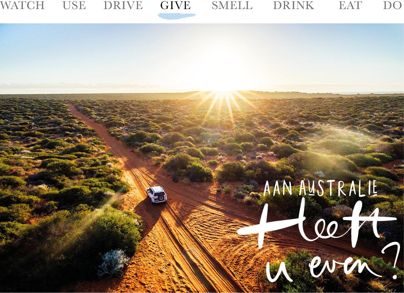 beeld van australie