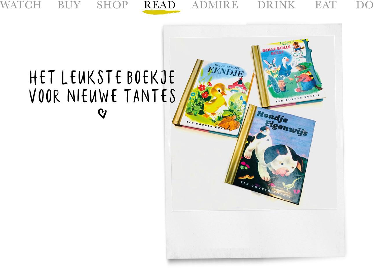 beeld met verschillende boekjes voor kideren