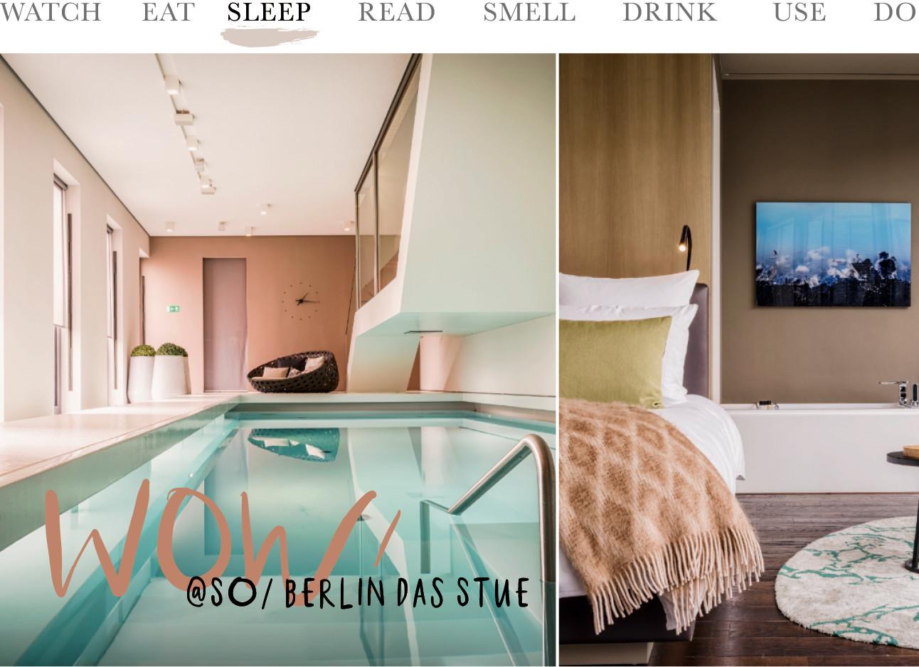 beelden van hotel berlin des steu