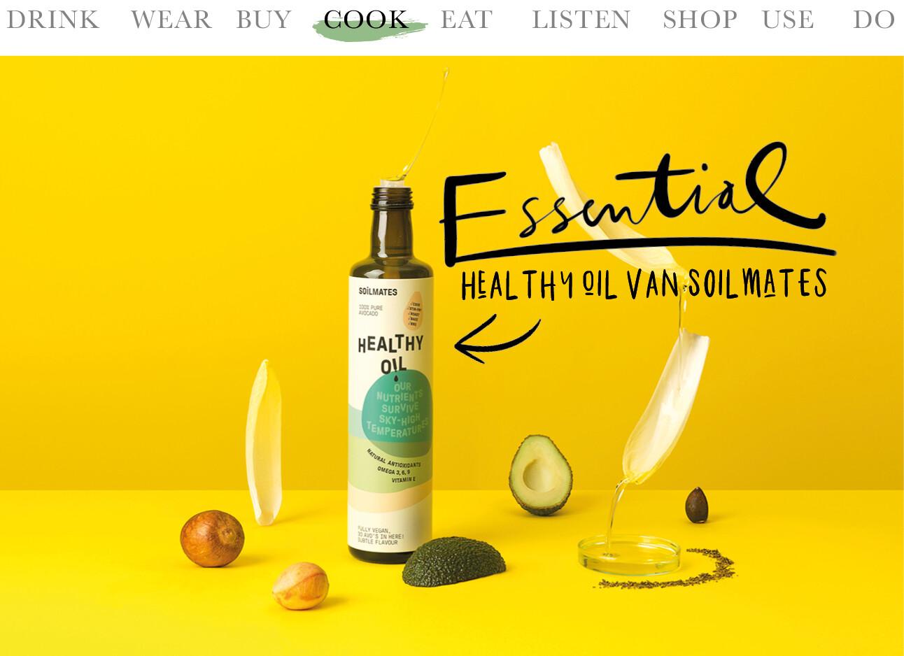Healthy Oil van Soilmates