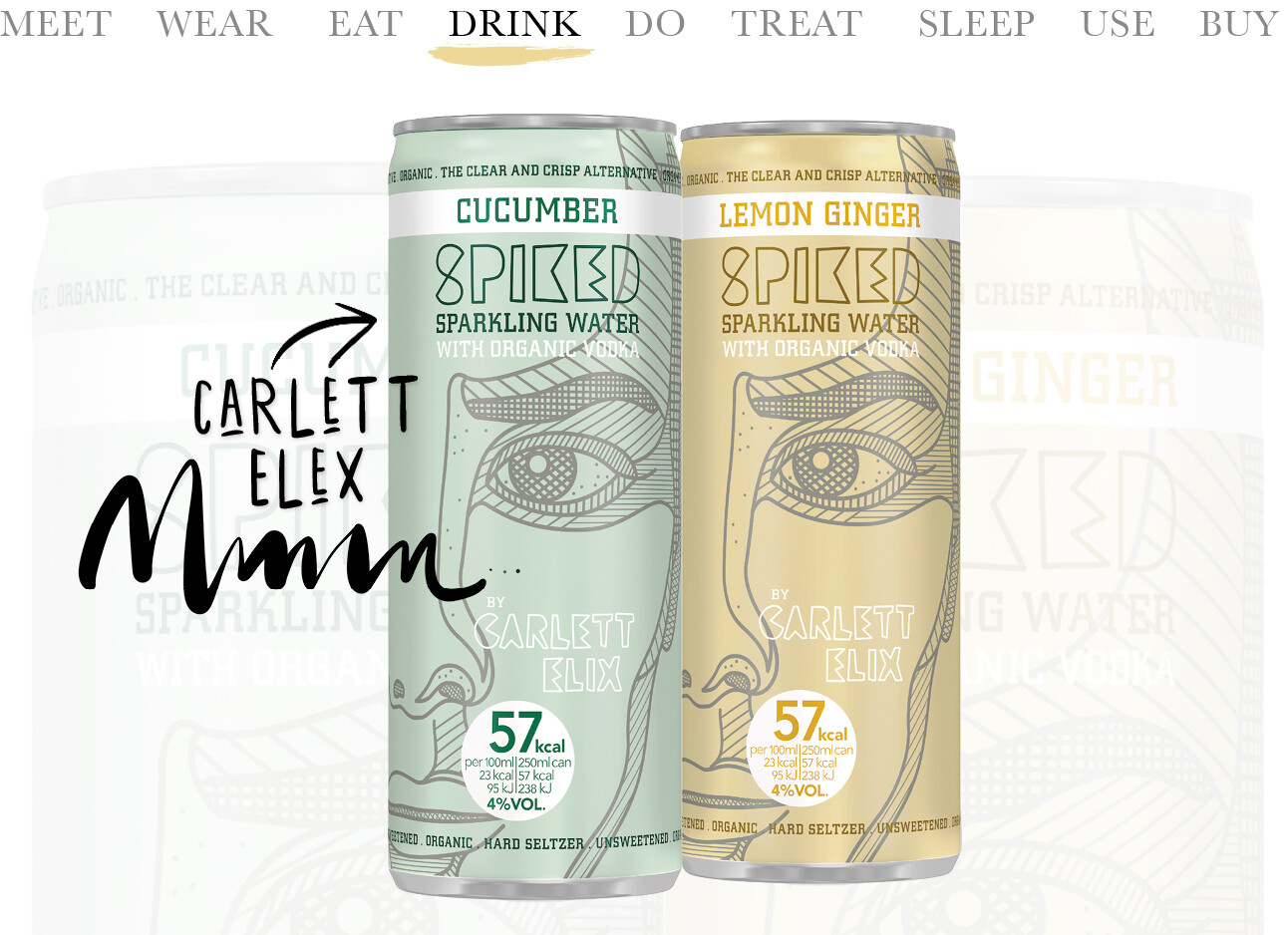 Today we drink Carlett Elix