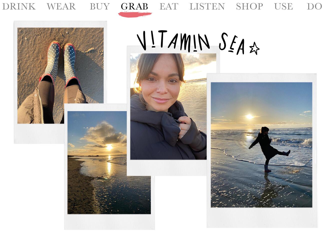Today we grab: Vitamin Sea