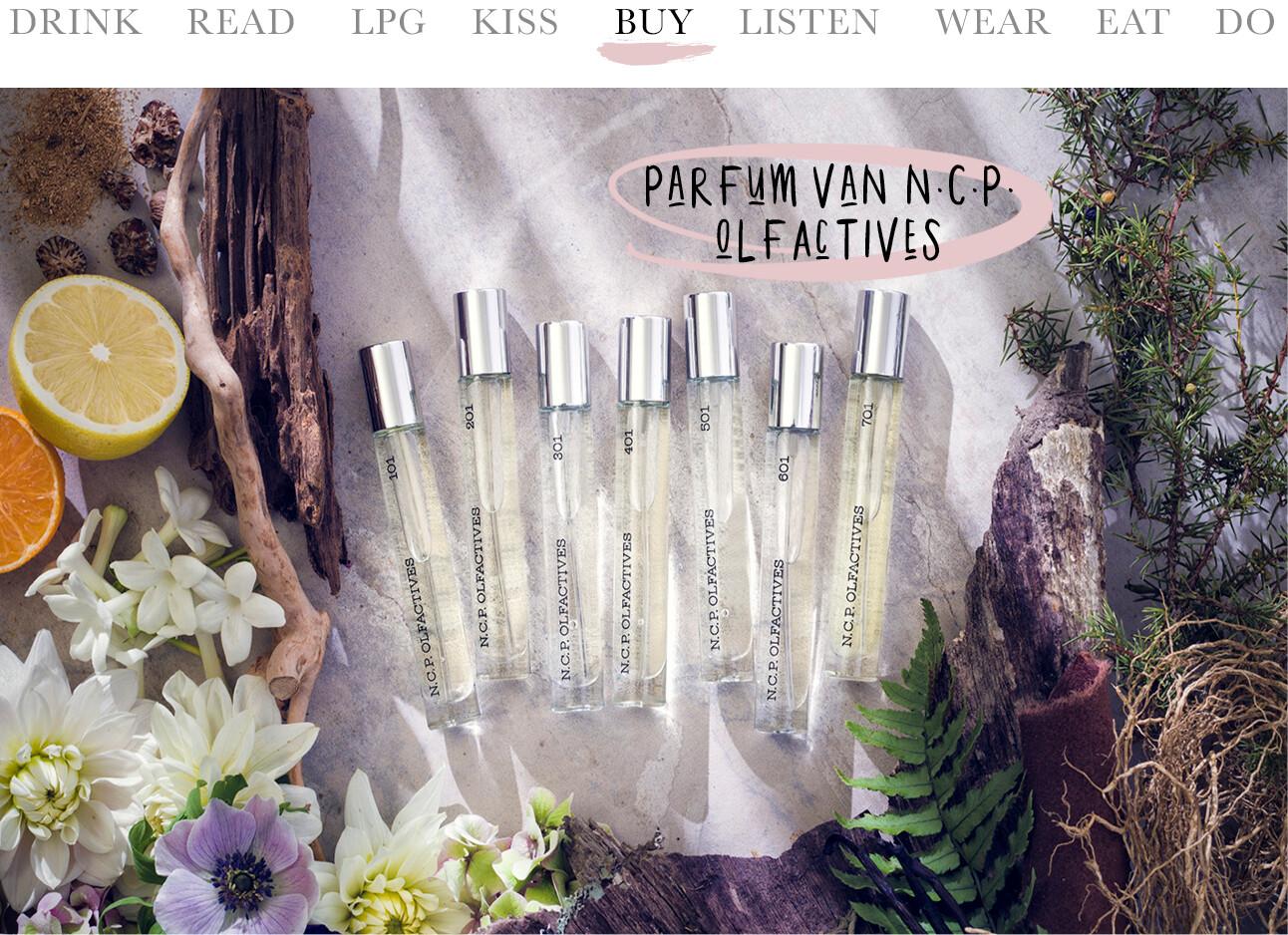 n.c.p olfactives