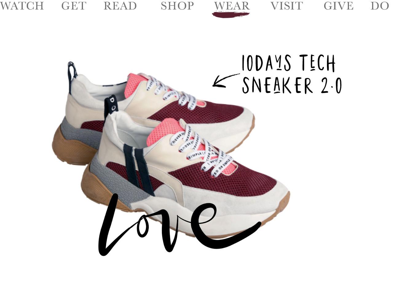 Schoenen van 10days