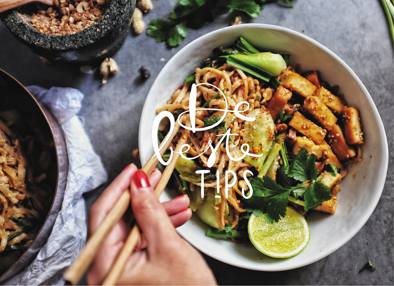 tofu recept pad thai