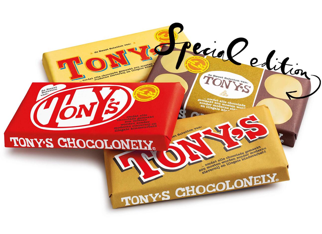 Hulde voor deze nieuwe Tony's
