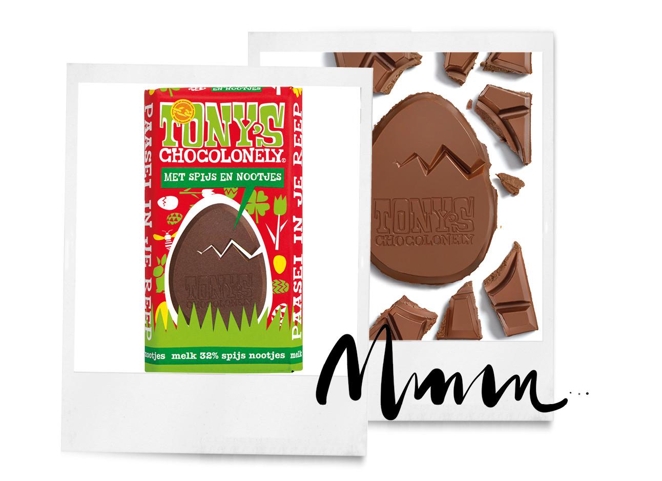 de chocolade reep van tony's