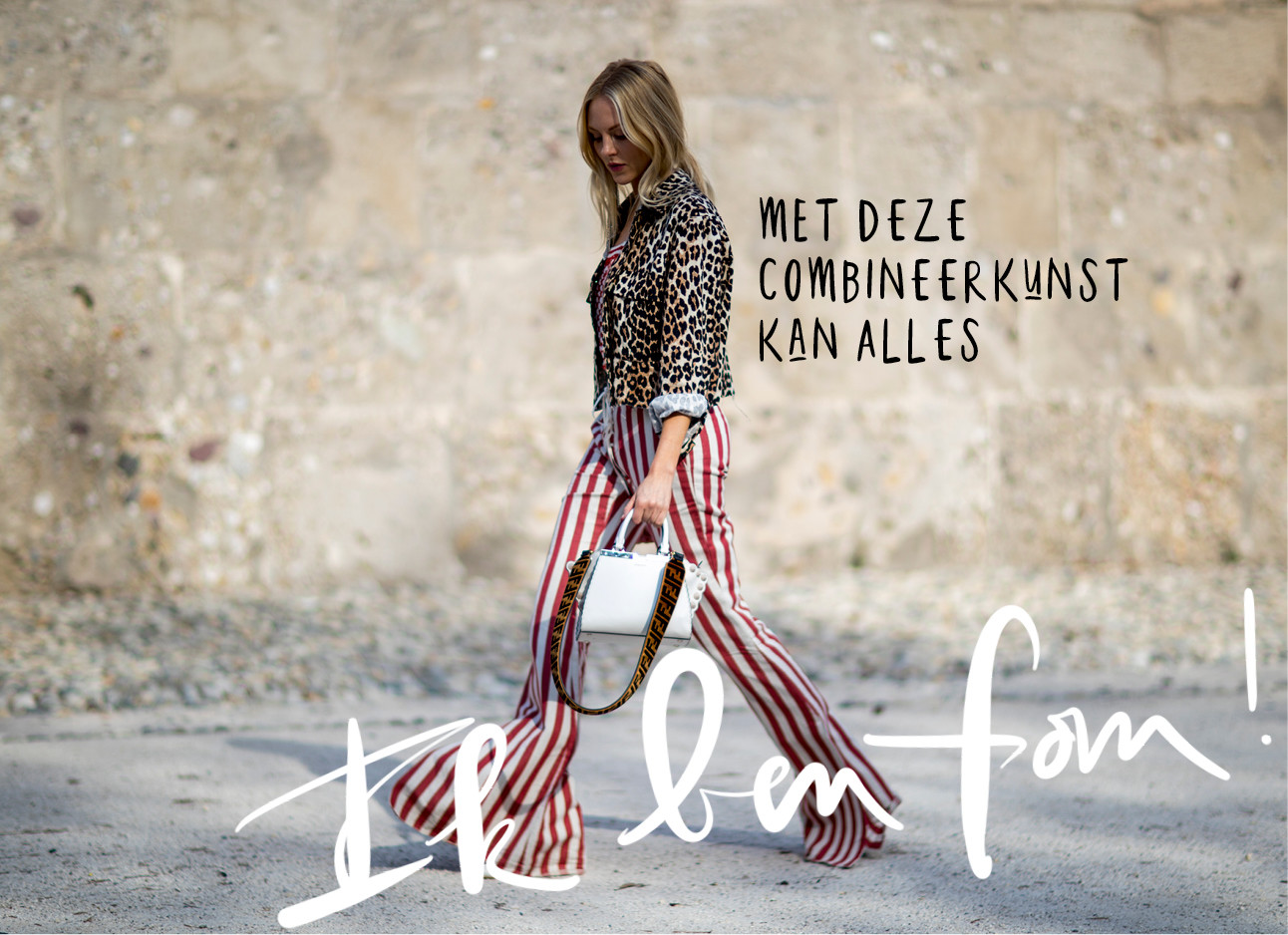 Vloeken mag fashion trend of the day