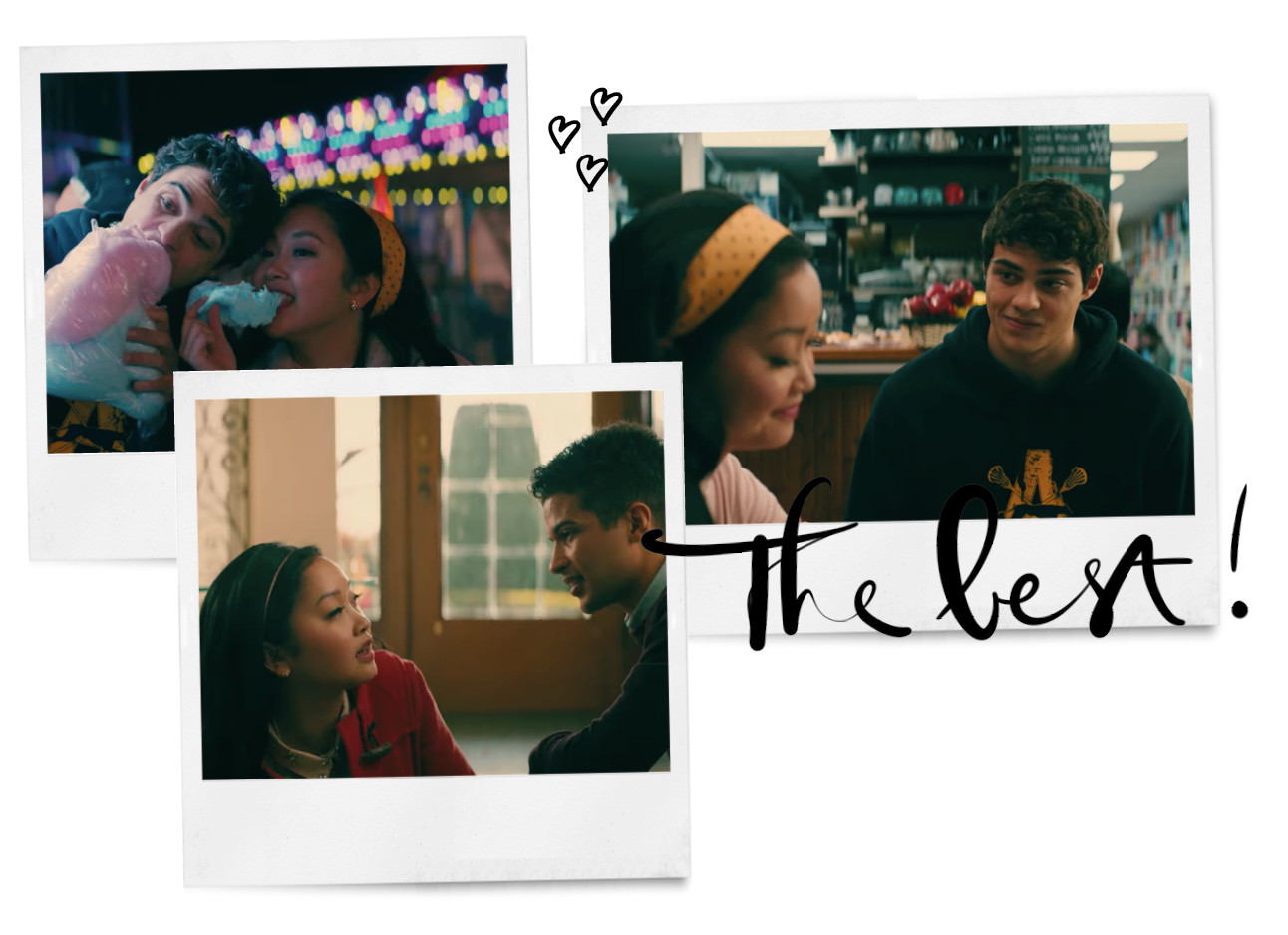 beelden uit de trailer van all the bys i loved before 2