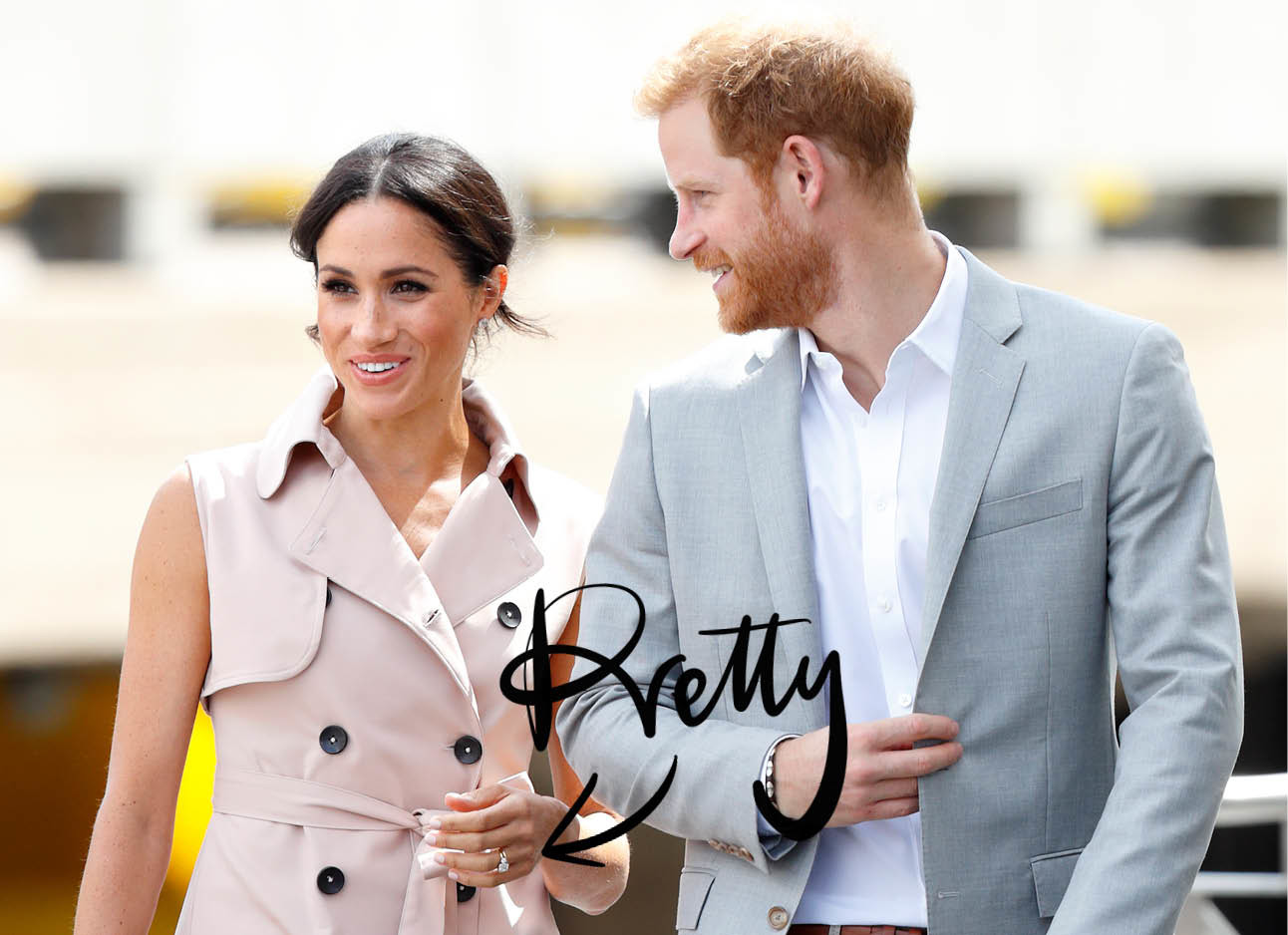 meghan markle en prins harry, duke en duchess of sussex
