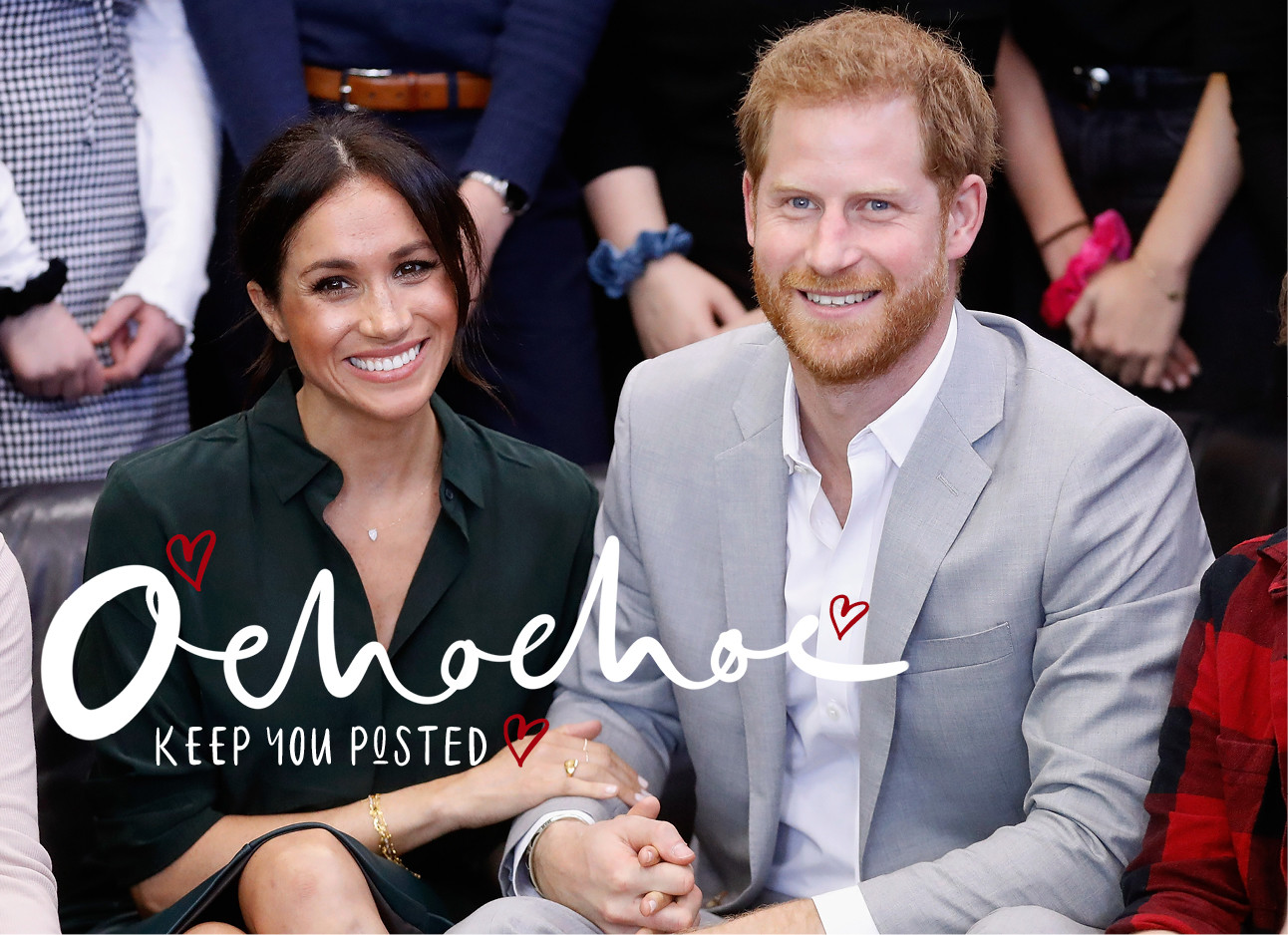 Meghan markle en harry