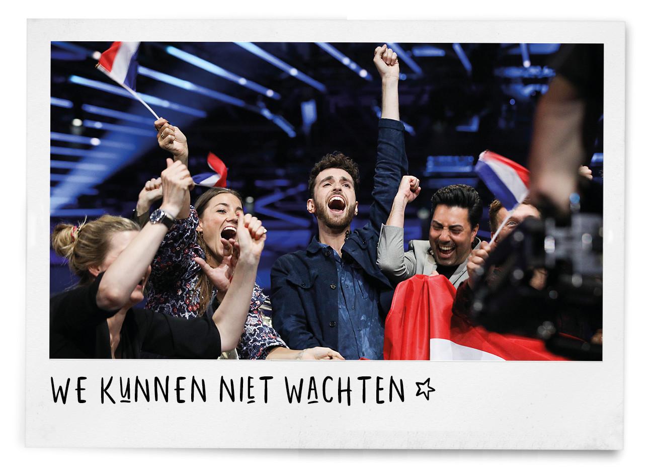 eurovision songfestival 2019 tel aviv winner duncan from the netherlands