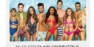 Love Island komt naar Nederland