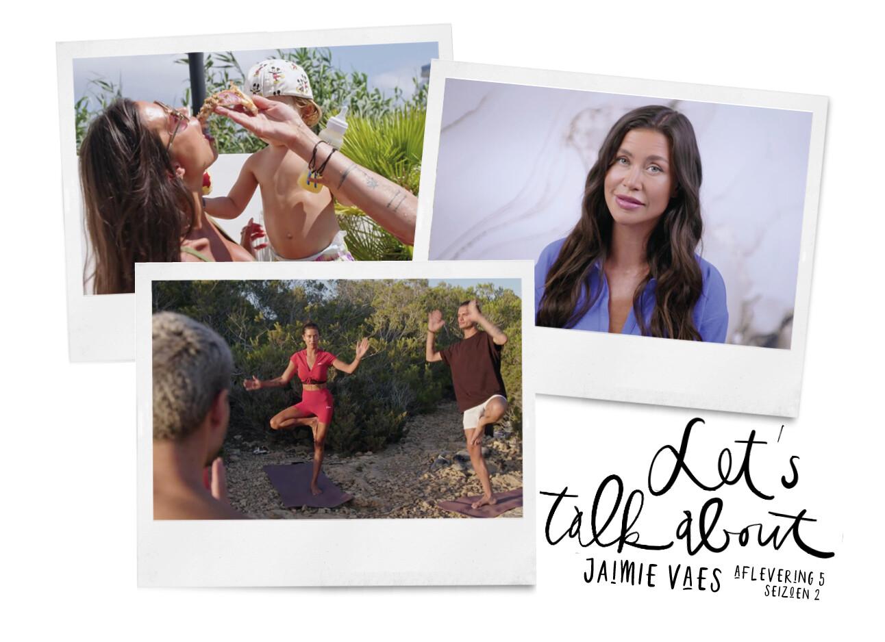 Jaimie in the Vaes Lane Life aflevering 5