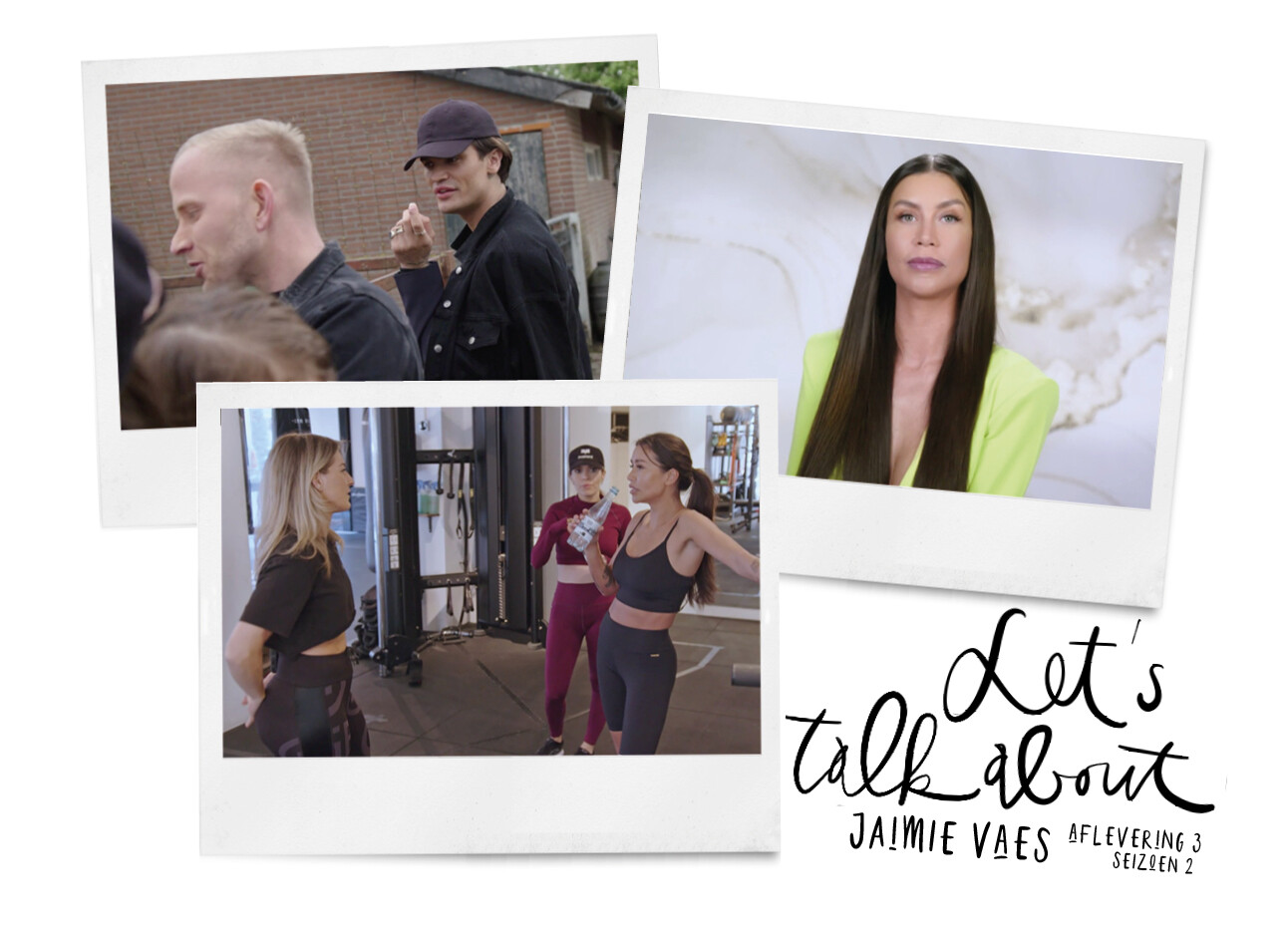 Jaimie in the Vaes Lane Life aflevering 3