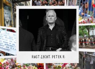 Vaarwel Peter R. de Vries; On bended knee is no way to be free