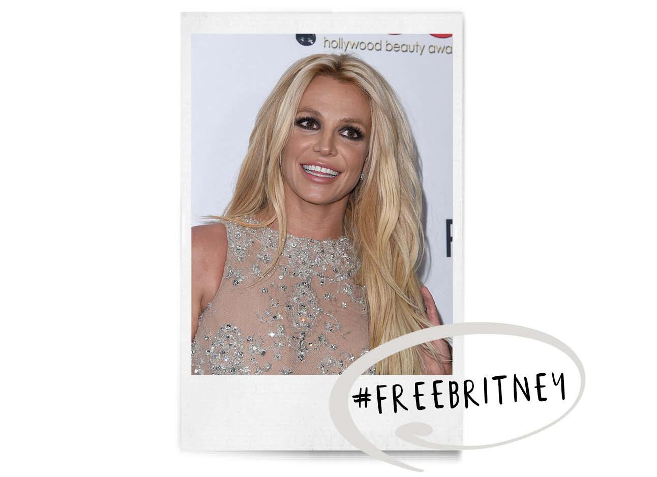 Britney Spears krijgt steun van bekende sterren