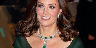 Waarom Kate Middleton geen zwart draagt