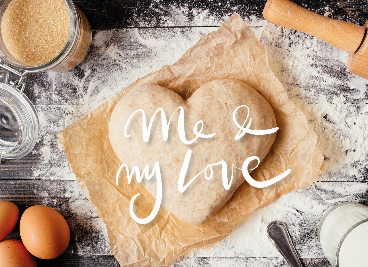 Valentijn voor foodies