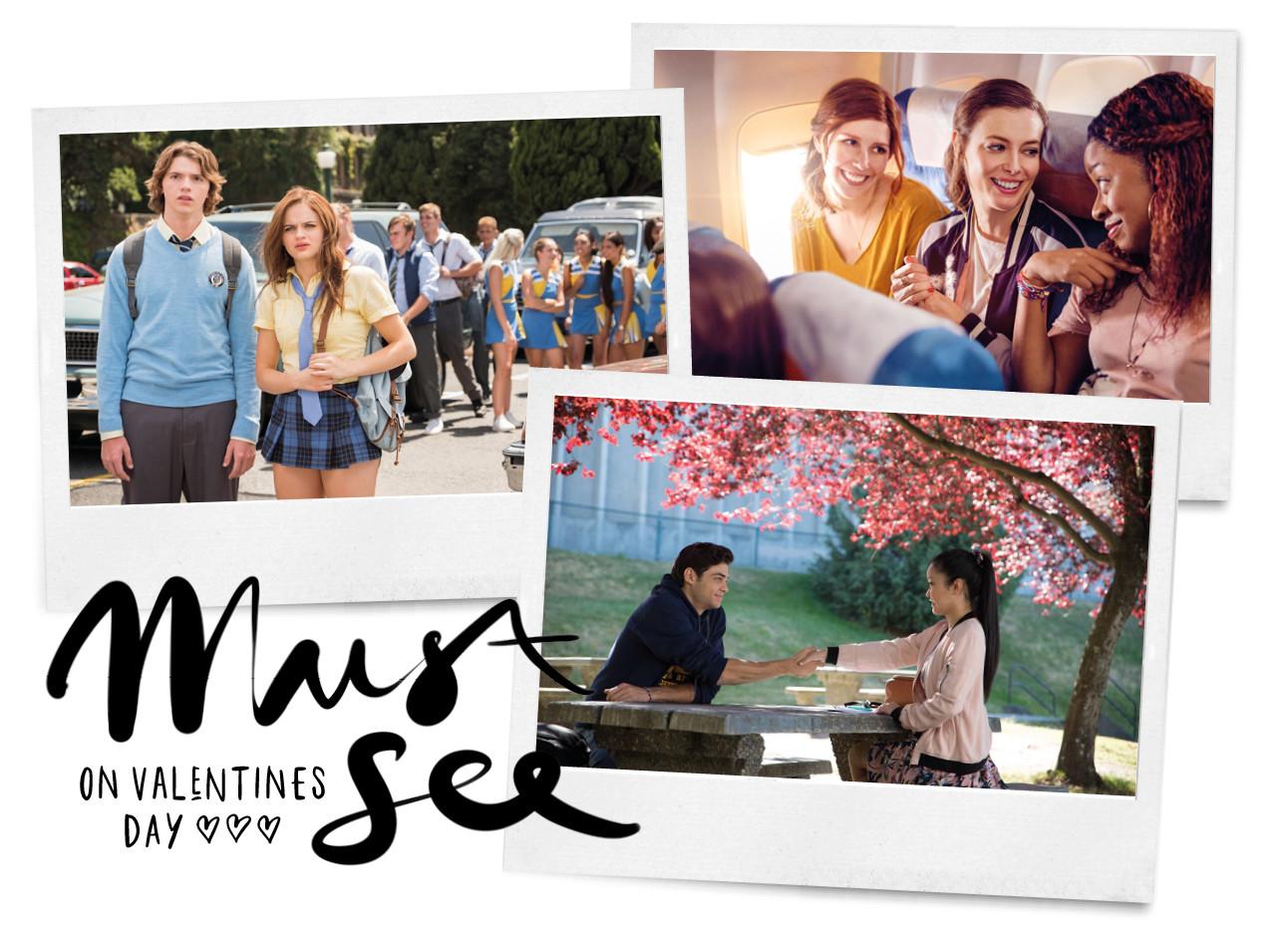Netflix Originals films perfect voor Valentijnsdag
