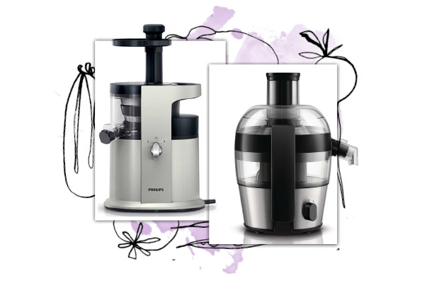 Slow juicer vs centrifugal : Amayzine.com