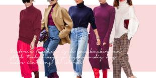 Victoria Beckham draagt alleen nog maar dit En 3x hoe zij het rockt