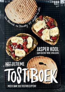cover tostieboek