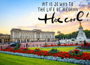 Wil je wonen op Buckingham Palace? Dan is dit je nieuwe baan