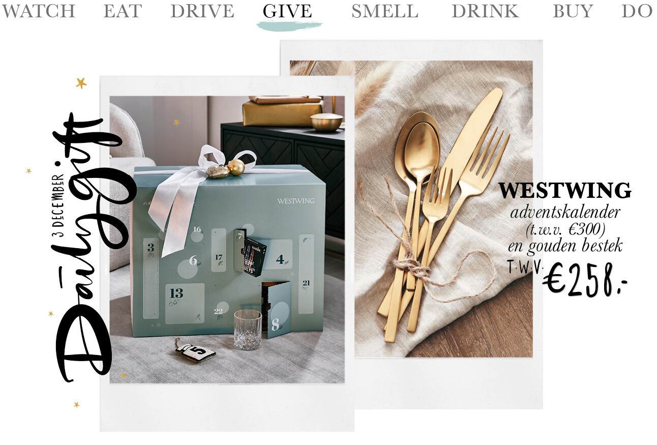 Westwing Collection Adventskalender