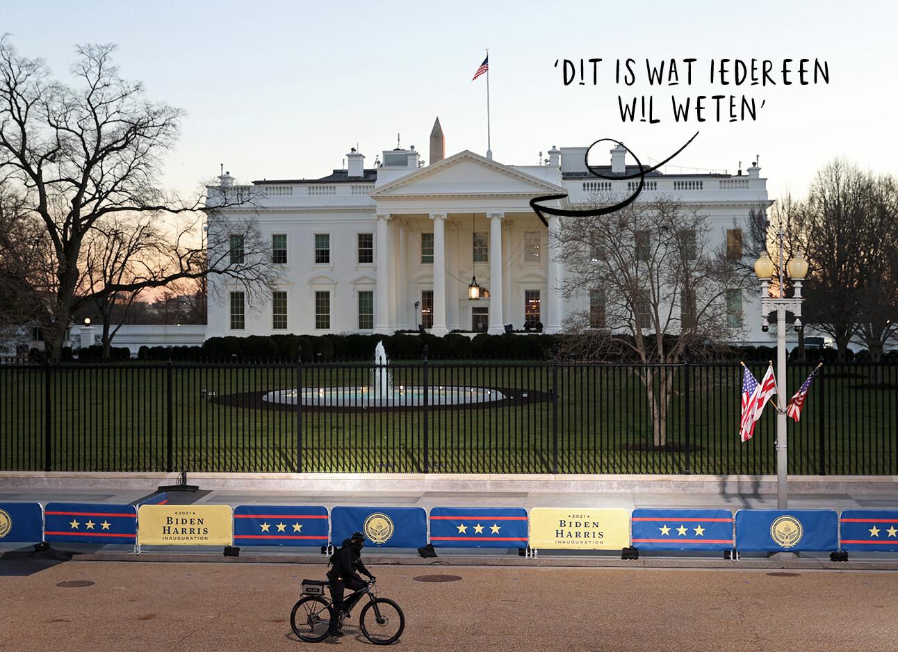 De 3 meest gegoogelde vragen over het Witte Huis