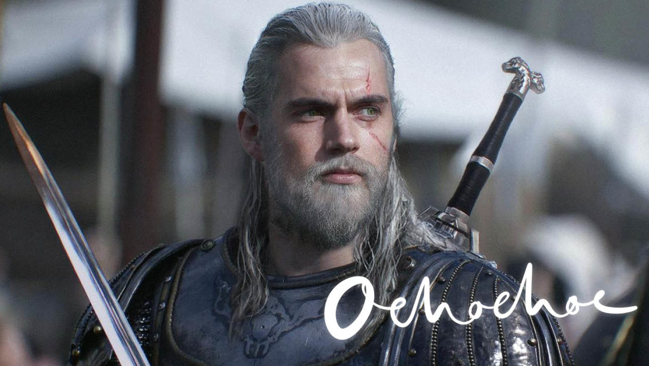 the witcher film op netflix