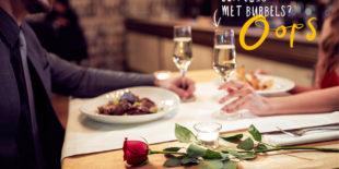 Of je bier of wijn drinkt op een eerste date zegt dít over je